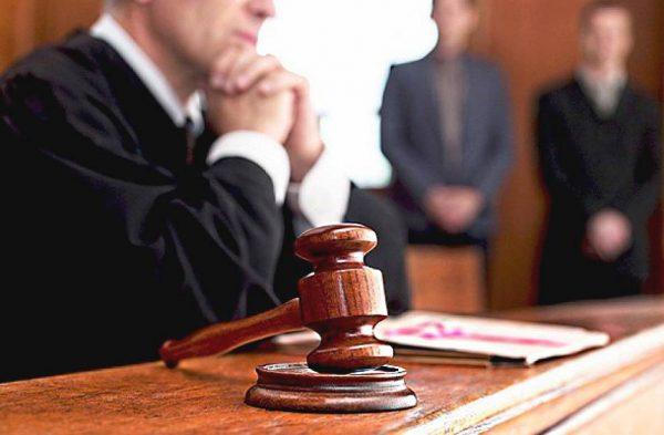 Уголовный адвокат