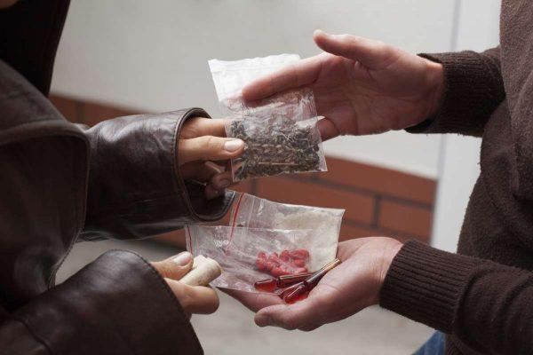 ответственность за наркотики