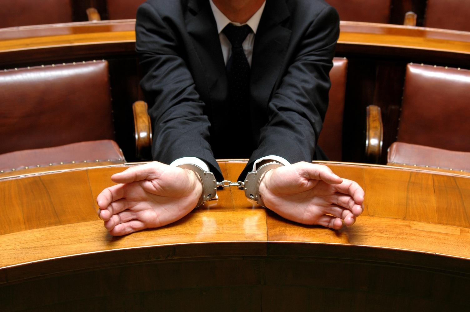 подсудимый в уголовном процессе