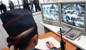 Запись с городских камер видео наблюдения