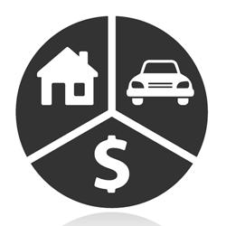 Раздел имущества и личные средства